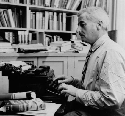 William Faulkner, premio Nobel de Literatura  1949.
