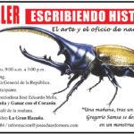 TALLER ESCRIBIENDO HISTORIAS