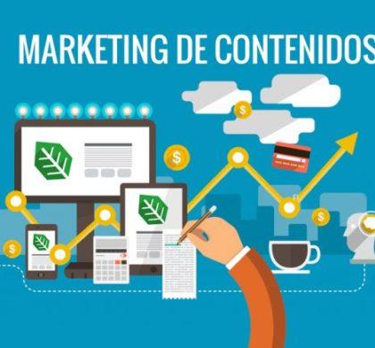 El marketing de contenido le da vida a su página web