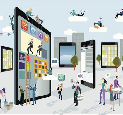 Aproveche la era de la interacción para posesionar su negocio