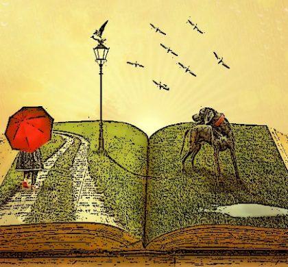 La ficción le da alas a la imaginación del autor.